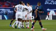 Lille a frappé un grand coup en battant Paris au Parc