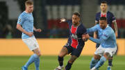 Paris Saint-Germain v Manchester City  - UEFA Champions League