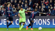 City faced PSG over two legs in the 2016 Champions League quarter final