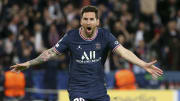 Messi finally got his goal
