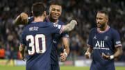Leo Messi, Neymar Jr, Kylian Mbappe