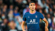 Achraf Hakimi has admitted Real Madrid remain the club of his dreams