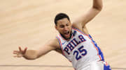 Ben Simmons could be traded this offseason.