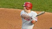 J.T. Realmuto es uno de los mejores receptores de la MLB