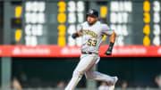 Pittsburgh Pirates outfielder Melky Cabrera