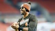 Cleveland Browns defensive end Myles Garrett