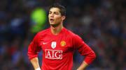 Cristiano Ronaldo foi anunciado como reforço do Manchester United