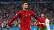 Cristiano Ronaldo scored his 109th international goal