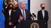 Joe Biden speaks on Equal Pay Day