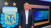 President Of AFA Claudio Tapia