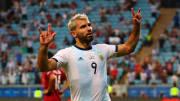 Agüero externou preocupação com a Copa América