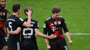 Leon Goretzka schoss seinen FC Bayern zum Sieg gegen RB Leipzig.