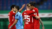 RB Leipzig ziehz ins Pokal-Viertelfinale ein
