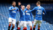 Rangers are Scottish champions for the first time since 2011