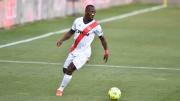 Lateral do Rayo Vallecano esteve no radar do Fluminense