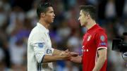 Cristiano Ronaldo e Lewandowski podem mudar de ares nos próximos meses.