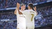 Bale y Hazard combaten las lesiones en el Real Madrid