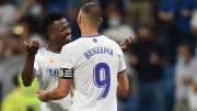 Karim Benzema et Vinicius Junior portent le Real Madrid sur ce début de saison.