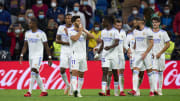 Real Madrid are looking to return to winning ways
