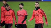 Sergio Ramos, Isco, Bale y Varane