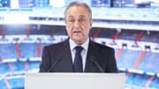 Florentino Pérez s'est exprimé sur son projet de Super League.