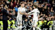 Kroos y Modric