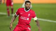 Georginio Wijnaldum is on course to leave Liverpool on  a free transfer