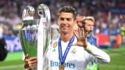 Cristiano Ronaldo es el futbolista en activo con más Champions League