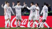 El Real Madrid ganó ante el Celta