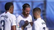 Los ocho lesionados del Real Madrid confían en volver pronto