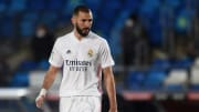 Karim Benzema porte ce bandage à tous les matches depuis plusieurs mois.