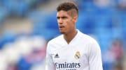 Varane, en la rampa de salida del Real Madrid