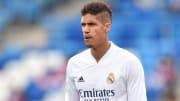 Manchester United have lodged a bid for Raphael Varane
