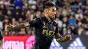 'Chicho' Arango consiguió anotar el gol más rápido de la historia de LA F.C.