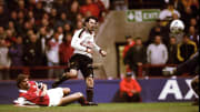 Ryan Giggs' goal against Arsenal is a memorable FA Cup semi-final moment