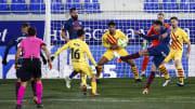SD Huesca vs FC Barcelona