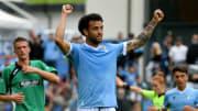 Felipe Anderson não conseguiu ficar longe da Lazio.