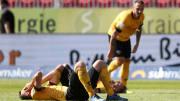 Dynamo Dresden will den Abstieg in die 3. Liga nicht wahrhaben