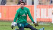 Stefanos Kapino verlässt Werder Bremen
