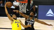 Jabari Parker comenzó la temporada 2020-21 con los Sacramento Kings