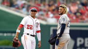 The Nationals' Juan Soto and the Padres' Fernando Tatis Jr. have a great chance to be National League All-Stars in the  in 2020