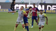 San Lorenzo v Aldosivi - Copa Diego Maradona 2020