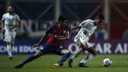 Time brasileiro entra em campo com larga vantagem