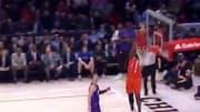 Grizzlies rookie Ja Morant throws alley-oop to Pelicans rookie Zion Williamson