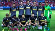 Sevilla FC v VfL Borussia Monchengladbach - UEFA Champions League