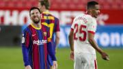 Le FC Séville avait éliminé le Barça de la Copa del Rey.
