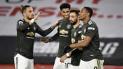 Manchester United recorded yet another away win in midweek