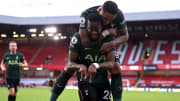 Tottenham picked up a comfortable win over Sheffield United