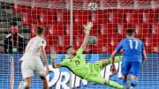 Spain  v Greece -World Cup Qualifier