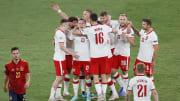 La Pologne pas encore à terre